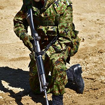 自衛隊の訓練